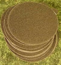 "10pc 6 /"" X 80/"" 80 GRIT SANDING BELT Butt Joint sand paper Made Japan cloth back"