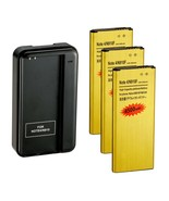 4500mAh High-Capacity Battery / Dock Charger for Samsung Galaxy Note 4 N... - $6.99