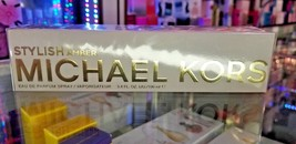 MICHAEL KORS STYLISH AMBER EDP Perfume Parfum Her 3.4oz 10ml Spray EDP S... - $109.99