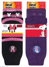 Heat Holders - Ladies Thermal Non Slip Character Slipper Socks with Grip... - £14.52 GBP