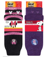 Heat Holders - Ladies Thermal Non Slip Character Slipper Socks with Grip... - $18.59