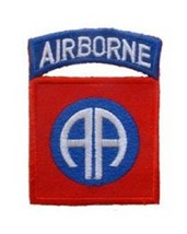 US Army 82nd Airborne Division Patch - $7.91