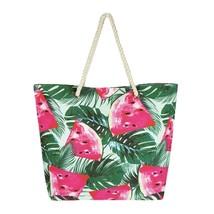 Tropical Watermelon beach bag  - $39.95