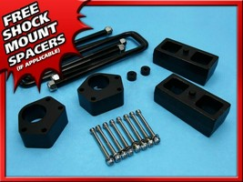 """3"""" Front + 1.5"""" Rear Steel Lift Kit For 1986-1995 Toyota IFS Pickup 4WD - $146.40"""