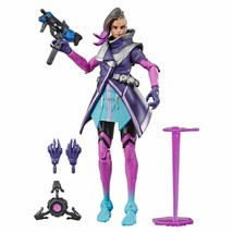 Overwatch Ultimates Series Sombra 6in Collectible Action Figure with Accessories - $13.82