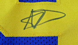 AARON DONALD / AUTOGRAPHED LOS ANGELES RAMS CUSTOM FOOTBALL JERSEY / COA image 5