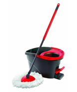 O-Cedar  Easy Wring  12 in. W Wet  Mop Kit - new open box - $43.12