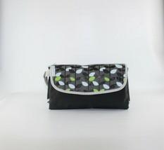JJ Cole Travel Diapering Kit - Gray Leaf Design - $14.85
