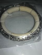 Avon 2007~ set of 3 Bead Stretch Bangle Bracelets  image 4