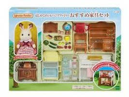 Sylvanian Families Calico Critters recommended furniture set EPOCH F/S - $62.80
