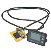 DC 8-80V 50A High Precision LiFePO / Lithium / Lead Acid Battery Tester ... - $39.98