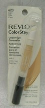 Revlon COLORSTAY Under Eye Concealer With Avec SoftFlex 620 LIGHT PALE 1... - $9.39
