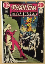 PHANTOM STRANGER #24 (1973) DC Comics VG - $9.89