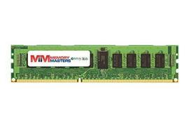 MemoryMasters 4GB (1x4GB) DDR3-1333MHz PC3-10600 ECC RDIMM 2Rx8 1.5V Registered  - $29.54