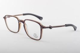 MONCLER MC017-V02 Brown Eyeglasses MC 017-V02 - $146.51