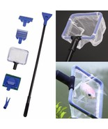 5Pcs/set Aquarium Cleaning Kit Fish Net Tank - $15.98