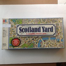 Scotland Yard A Compelling Detective Game Europes Award Winning Game - $127.76