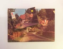 "Vintage 70s Milton Bradley Coventry Jigsaw Puzzle-#4906 ""3: Hornberg"""