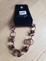 Paparazzi Bracelet(New)Bronze Links 279 - $7.61