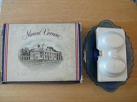 NEW Vintage AVON MOUNT VERNON DISH WITH SOAPS, ORIGINAL  - $17.75