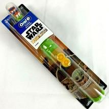 Oral-B Kids Electric Toothbrush The Mandalorian Baby Yoda Star Wars  - $17.34