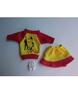 Mattel Vintage Barbie Physical L.A. Fitness Outfit - $10.30