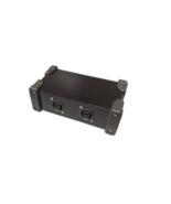 Stellar Labs Speakon Splitter Box - One Input to Two Outputs - $25.69