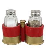 Western 12 Gauge Shotgun Shells Ammo Salt And Pepper Shakers #GFT02 - $48.17