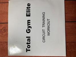 Total Gym Elite Circuit Training Workout DVD - $24.74
