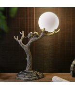 Modern Resin Birds Table Light Living Room Bedside Home Decor Art Desk L... - $399.00