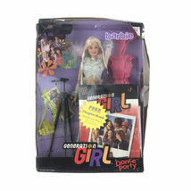 Vintage 1999 Generation Girl Collectible Barbie Doll Mattel Blonde Girl - $37.08