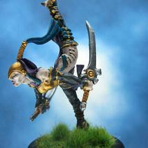 Painted Darkage Miniature Dragyri II - $55.33