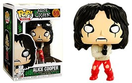 Funko Pop Rocks Alice Cooper with Straitjacket Exclusive Vinyl FIgure 69 - $24.86