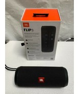 JBL Flip 3 Bluetooth Portable Speaker System - DOESN'T WORK - AS IS  - $34.64
