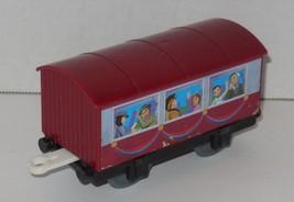 Thomas The Train Trackmaster Passenger Car For Motorized Trains - $5.00