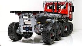 Lepin 23012 Tatra Trial Truck TECHNICIAN block set (2389pcs) - $241.00