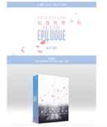 BTS 2016 LIVE ON STAGE EPILOGUE Blu-Ray album KPOP Korea with Free Gift - $230.38