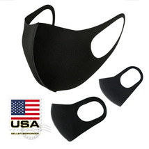 3x Washable Earloop Masks Anti Dust Cycling Mouth Face Mask Surgical Res... - $5.41