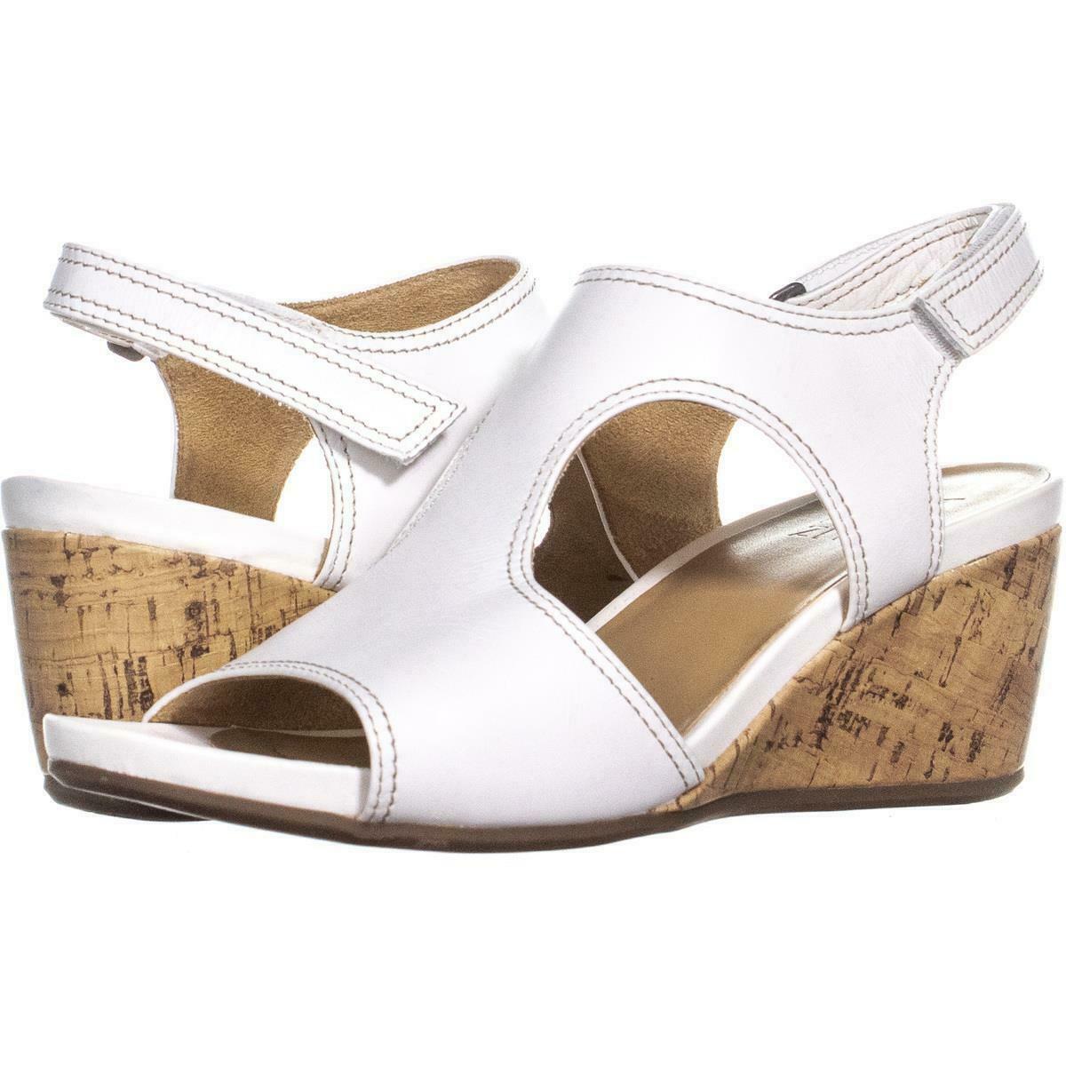 d6d8e4c36721 naturalizer Cinda Wedge Sandals 666