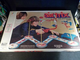 Airtrix from Milton Bradley (1976) Family Board Game/Complete Good Shape - $14.00