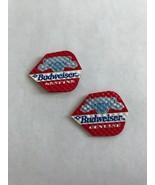 2 Budweiser Dart Flights - Standard Shape - $4.00