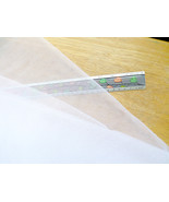 Tulle Fabric, White Tulle Piece Goods, White Netting For Wedding, Craft,... - $2.99