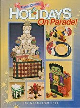 """Hard Cover """"Holidays on Parade"""" The Needlecraft Shop -Plastic Canvas-Gen... - $21.00"""