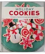 Holiday Cookies Cookbook Publications International 90 Recipes & Teats - $14.84