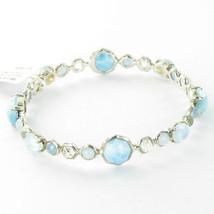 Ippolita Bracelet Rock Candy Multi Stone Mixed Blue Topaz Sterling 925 N... - $1,807.42 CAD