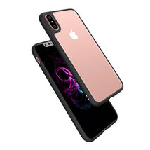 Apple iPhone X 7 Shockproof Clear Ultra Thin Hard Hybrid Bumper Back Case Cover image 9