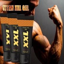 Strong Man XXL Titanium Gel Penis Enlargement Cream Increase Growth Dick... - $26.70