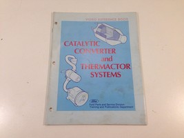 1976 Ford Catalytic Converter And Thermactor Systems Video Reference Book - $9.99