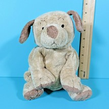 """Ty Pluffies Puppers Puppy Dog 8"""" Plush Brown Tan Stuffed Animal Baby Lov... - $19.95"""