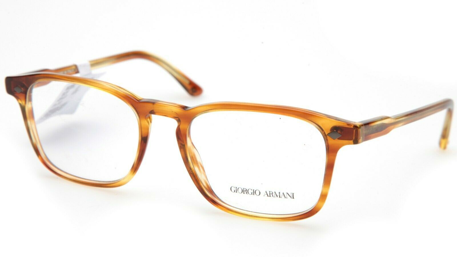 Primary image for New GIORGIO ARMANI AR8103-V 5579 HAVANA EYEGLASSES FRAME 53-19-145mm B40mm Italy